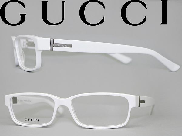 2026c6e4efb GUCCI glasses white Gucci eyeglass frames eyeglasses GUC-GG-1651-KT9  branded mens   ladies   men for   woman sex for and once with ITA reading  glasses color ...