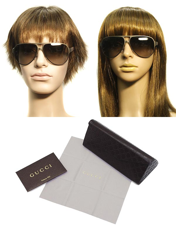 db40f9d80f0 Branded mens  amp  ladies   men GUCCI GUC-GG-2252-R42-HA WN0017  teardrop-shaped gradient black Gucci sunglasses for  amp  woman sex for and  ultraviolet UV ...