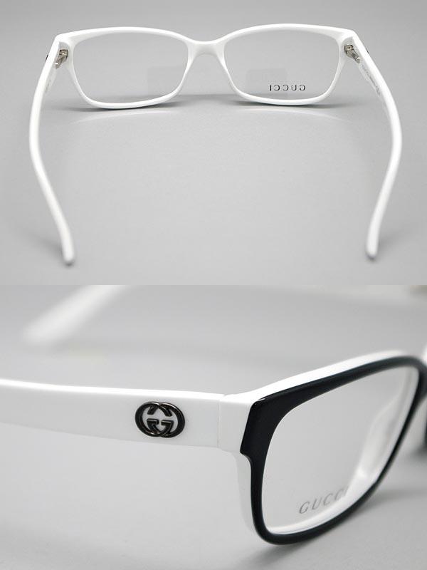 供供黑色×白眼鏡架子GUCCI眼鏡古馳眼鏡GUC-GG-3151-RLE名牌/人&女士/男性使用的&女性使用的/度從屬于的伊達、老花眼鏡、彩色·個人電腦事情PC眼鏡透鏡交換對應/透鏡交換是6,800日圆~