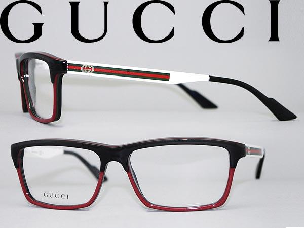 woodnet: GUCCI glasses black x white Gucci glasses frames glasses ...