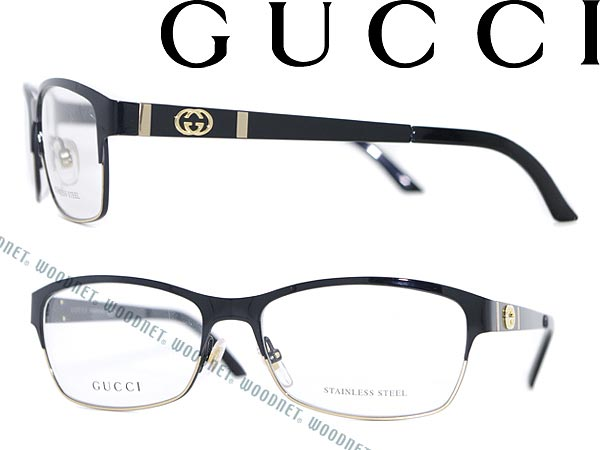 d434d8fa6df Gucci glasses black x Gold thurmont-GUCCI glasses frames glasses  GUC-GG-4228-UWX WN0013 branded mens  amp  ladies   men for  amp  woman sex  for and degrees ...