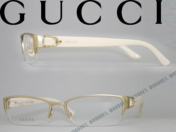 woodnet | Rakuten Global Market: Glasses frames Gucci Gold nylon ...