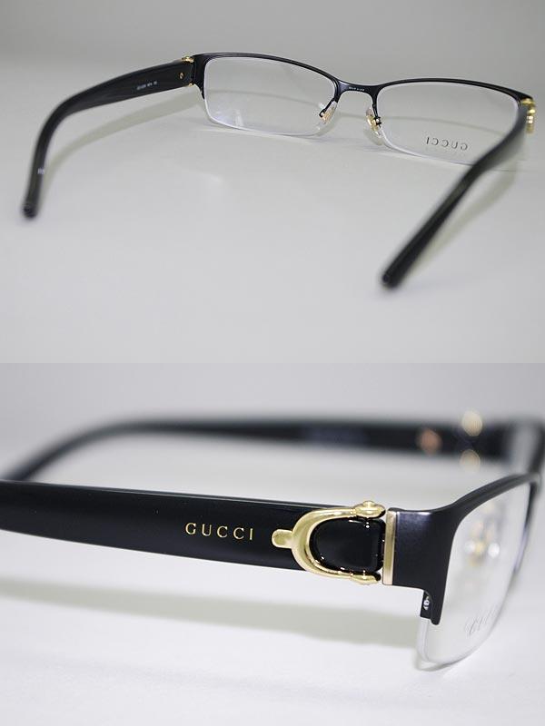 db54e6f0236a ... Glasses GUCCI matte black nylon type Gucci glasses frames glasses GUC-GG -4254- ...