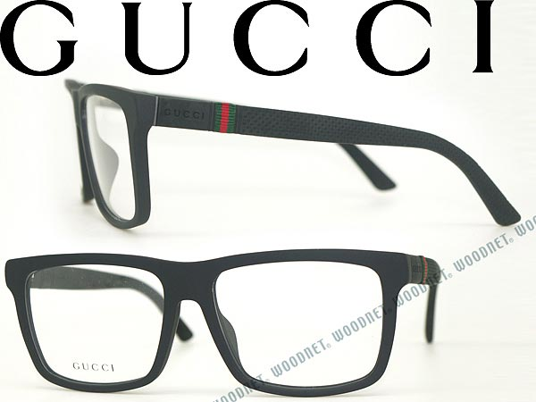 607428be2a1 Gucci glasses matte black GUCCI eyeglass frames glasses GG-1123F-UI5  branded mens   ladies   men for   girls of for   degrees with ITA reading  glasses color ...