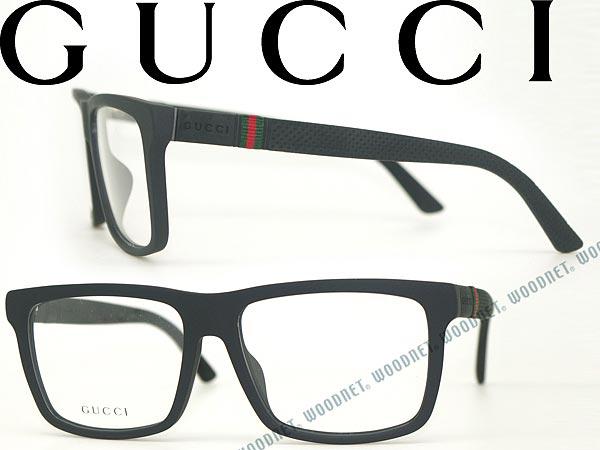 woodnet: Gucci glasses matte black GUCCI eyeglass frames glasses GG ...