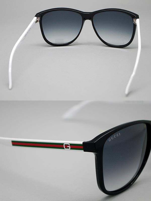 d499c774186 woodnet  Gradient black sunglasses Gucci by GUCCI GUC-GG-1636-S-OVF ...