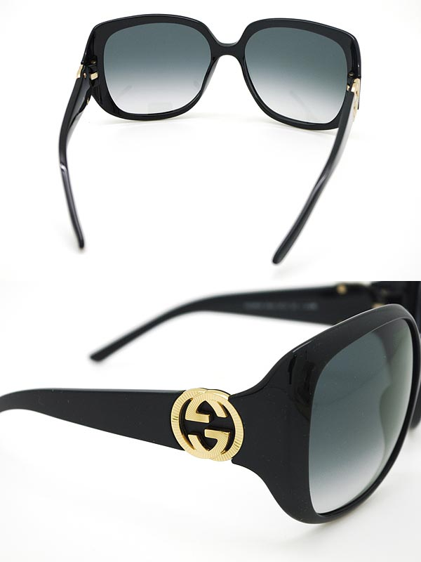 fc126028293a GUCCI sunglasses gradient black Gucci GUC-GG-3163-S-D28-JJ branded mens   amp  ladies   men for  amp  woman sex for and ultraviolet UV kathrens    drive ...