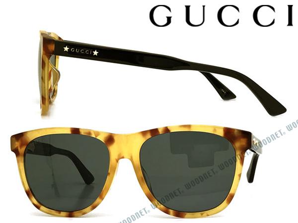 GUCCI サングラス グッチ ブラック メンズ&レディース GUC-GG-0266SA-005 ブランド