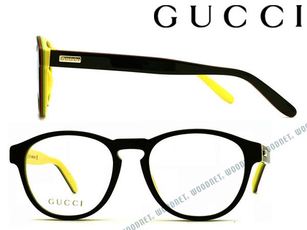 GUCCI メガネフレーム グッチ メンズ&レディース ブラック 眼鏡 GUC-GG-0273O-005 ブランド