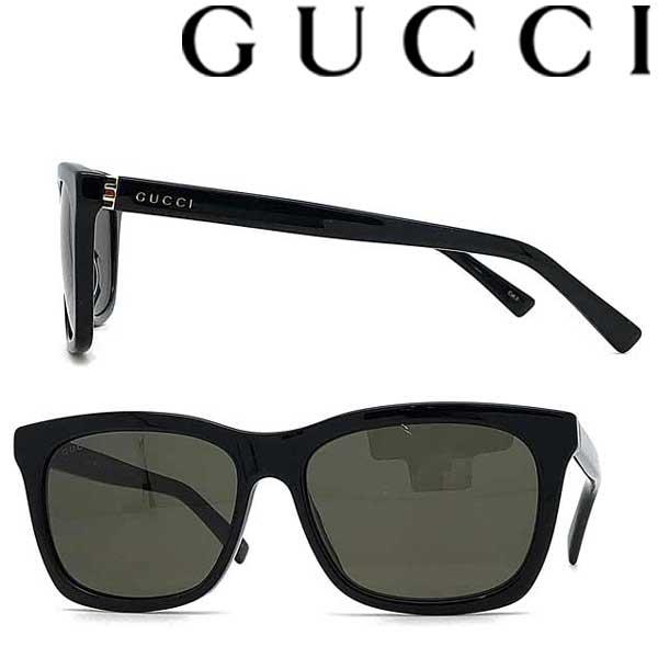 GUCCI サングラス グッチ メンズ&レディース ブラック ブラック GUC-GG-0449S-001 ブランド