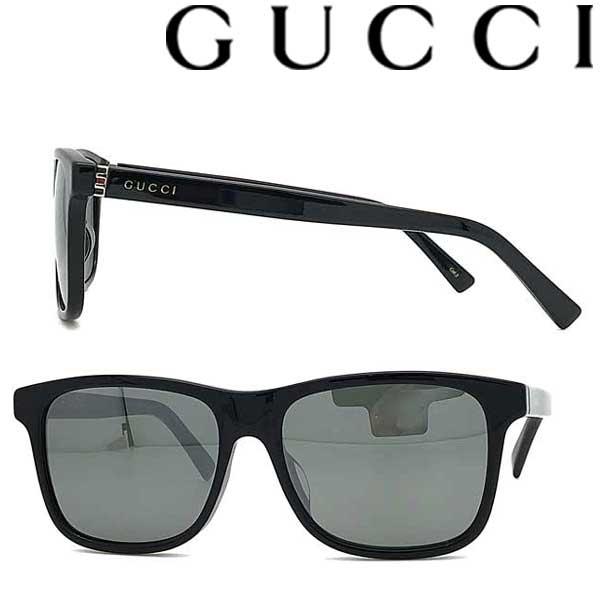 GUCCI サングラス グッチ メンズ&レディース ブラック ブラック GUC-GG-0451SA-001 ブランド
