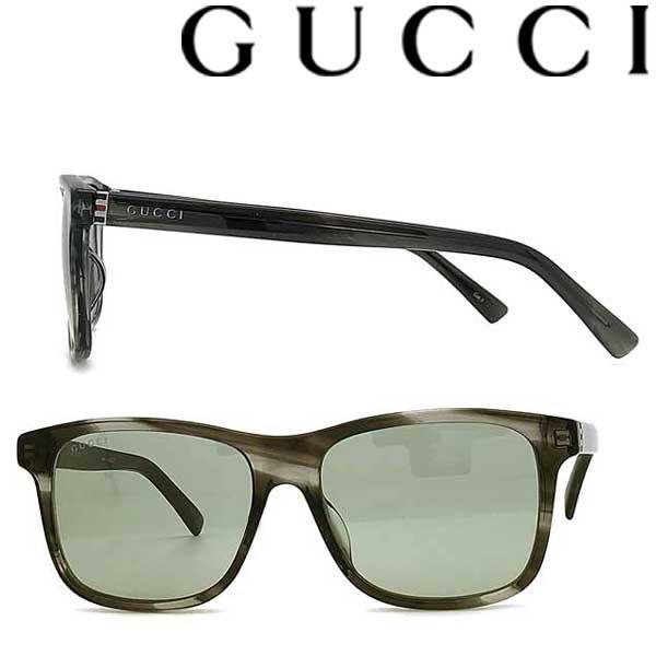 GUCCI サングラス グッチ メンズ&レディース ブラック グレー GUC-GG-0451SA-003 ブランド