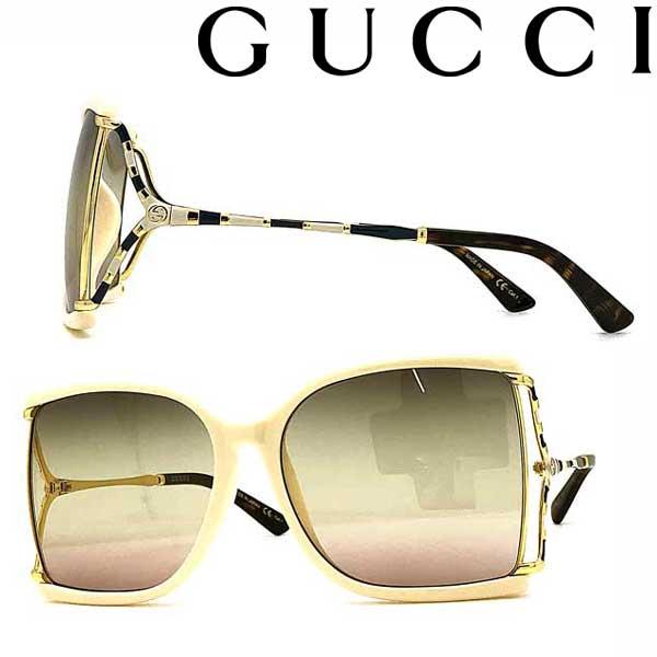 GUCCI サングラス グッチ メンズ&レディース UVカット グラデーションブラック×レッド GUC-GG-0592SK-005 ブランド