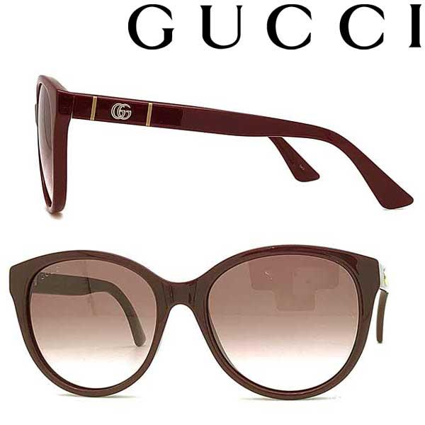 GUCCI サングラス グッチ メンズ&レディース グラデーションレッド GUC-GG-0631S-003 ブランド