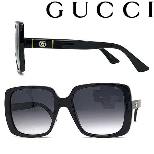 GUCCI サングラス グッチ メンズ&レディース グラデーションブラック GUC-GG-0632S-001 ブランド