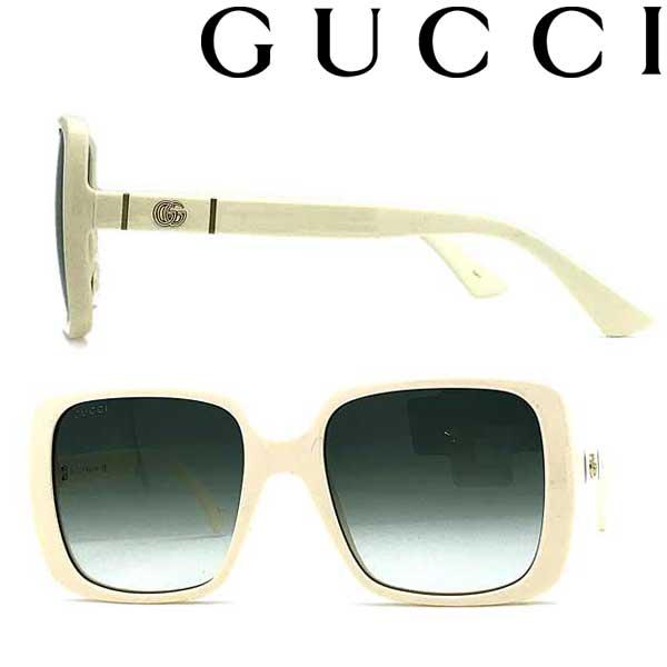 GUCCI サングラス グッチ メンズ&レディース グラデーショングリーン GUC-GG-0632S-004 ブランド