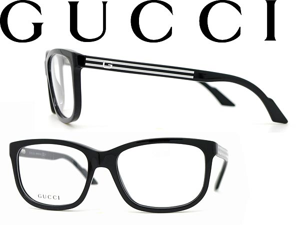woodnet | Rakuten Global Market: Glasses GUCCI black Gucci glasses ...