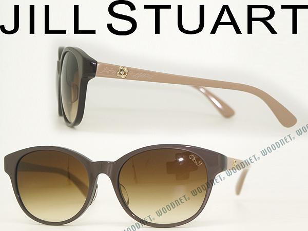 JILL STUART ジルスチュアート グラデーションブラウン サングラス JS-06-0577-04 ブランド/レディース/女性用/紫外線UVカットレンズ/ドライブ/釣り/アウトドア/おしゃれ
