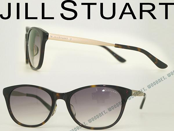 JILL STUART ジルスチュアート グラデーションブラック サングラス JS-06-0581-02 ブランド/レディース/女性用/紫外線UVカットレンズ/ドライブ/釣り/アウトドア/おしゃれ
