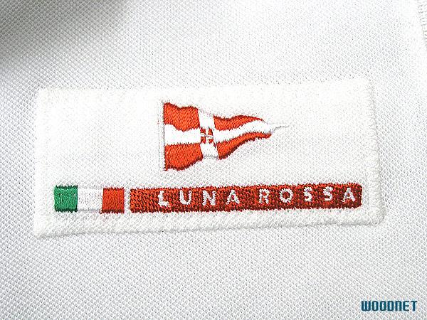 폴로 셔츠 PRADA LUNA ROSSA 르나롯사레디스화이트 nj78d_white