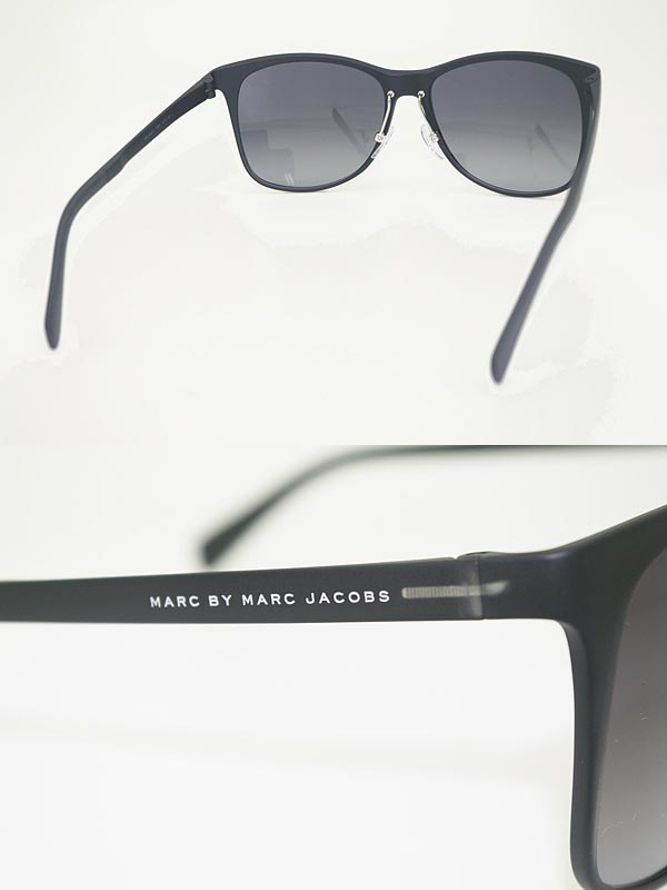 e6c01464627 ultraviolet rays UV cut lens   drive   fishing   outdoor   fashion   fashion  for the   woman for the MARC BY MARC JACOBS mark by mark Jacobs gradation  black ...