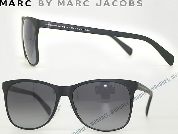 8bd13eb9e9 ultraviolet rays UV cut lens   drive   fishing   outdoor   fashion   fashion  for the   woman for the MARC BY MARC JACOBS mark by mark Jacobs gradation  black ...