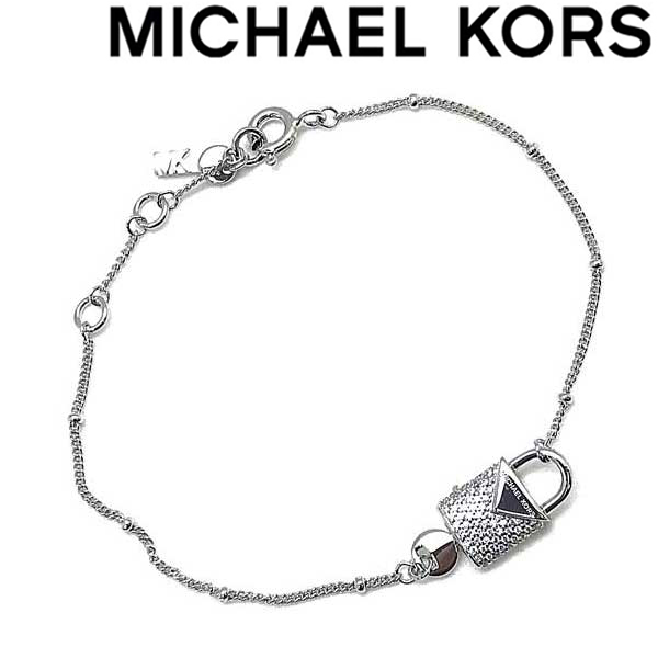 MICHAEL KORS ブレスレット マイケルコース レディース シルバー ブレスレット MKC1042AN040 ブランド