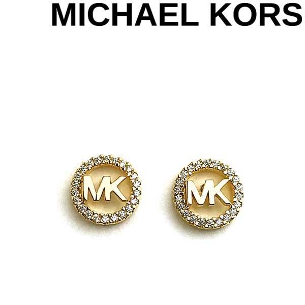 MICHAEL KORS ピアス マイケルコース レディース ロゴ ゴールド MKC1247AN710 ブランド