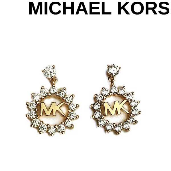 MICHAEL KORS ピアス マイケルコース レディース ロゴ ローズゴールド MKC1254AN791 ブランド