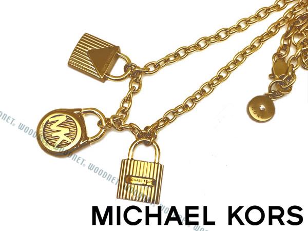 MICHAEL KORS ネックレス マイケルコース ゴールド レディース MKJ6821710 ブランド/チョーカー/ペンダント