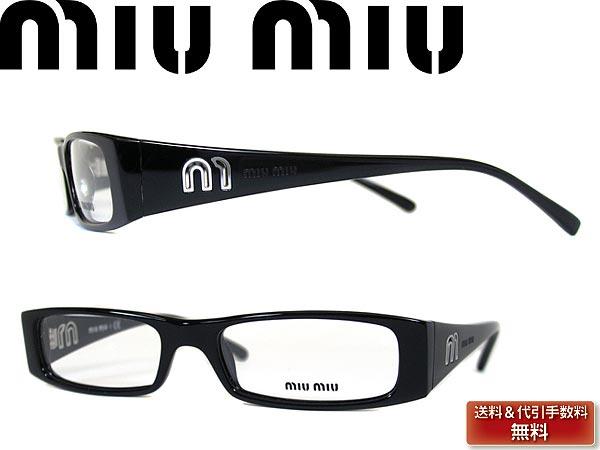 e19ea5e7cce Miu Miu eyeglasses frames miu miu glasses eyeglasses black 0MU-01FV-1AB1O1  branded mens  amp  ladies   men for  amp  woman sex for and once with ITA  reading ...