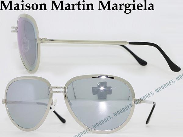 供供mezommarutammarujierasangurasuburakkumira Maison Martin Margiela MMM-10ST-00SM名牌/人&女士/男性使用的&女性使用的/紫外線UV cut透鏡/開車兜風/釣魚/戶外/漂亮的/時裝