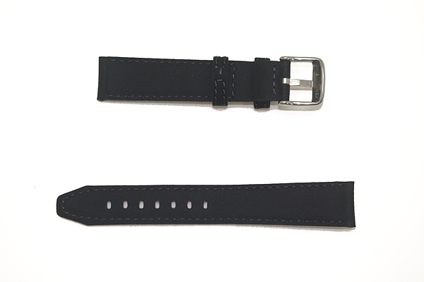 MORELLATO モレラ—ト サッカー ラバーカーフ 腕時計ベルト ブラック 時計 バンド X4497-SOCCER-B44-019 ブランド/メンズ&レディース/男性用&女性用