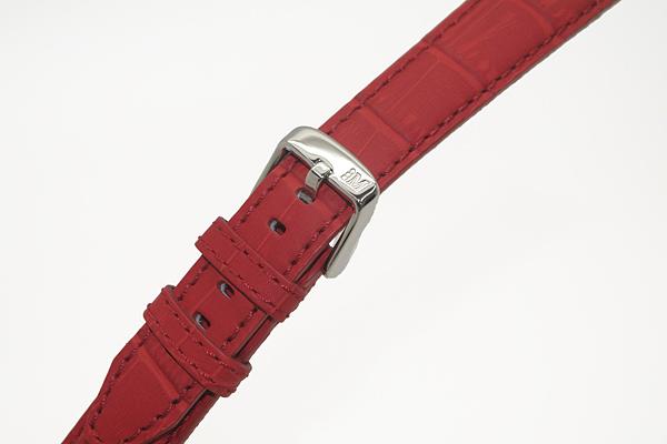 MORELLATO モレラ—ト SOCCER サッカー ラバーカーフ 腕時計ベルト レッド 時計 バンド X4497-SOCCER-B44-083 ブランド/メンズ&レディース/男性用&女性用