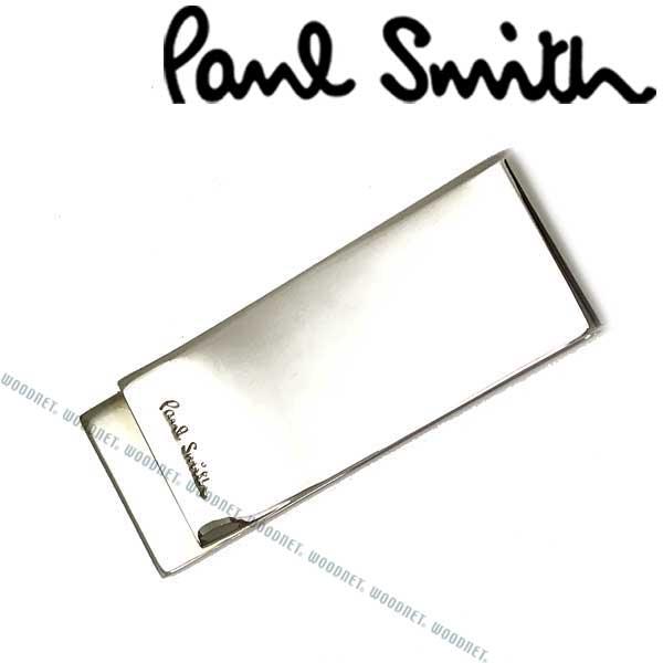Paul Smith マネークリップ ポールスミス メンズ シルバー×マルチストライプ M1AMONE-AMOPL04 ブランド