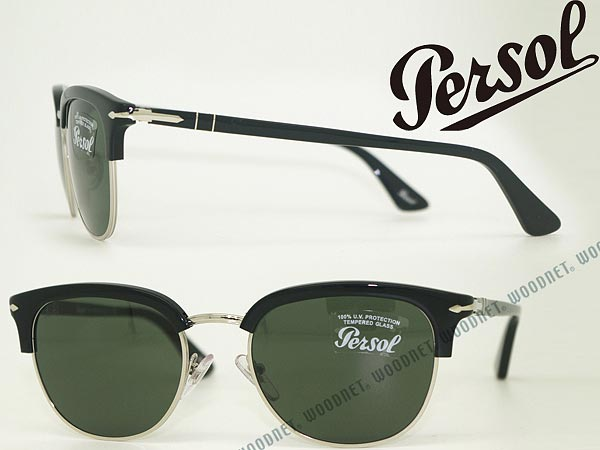 20370c1310 Persol sunglasses black persol 0PO-3105-9531 branded mens   ladies   men  for   woman sex for   UV UV kathrens   drive   fishing   outdoors   fashion    ...