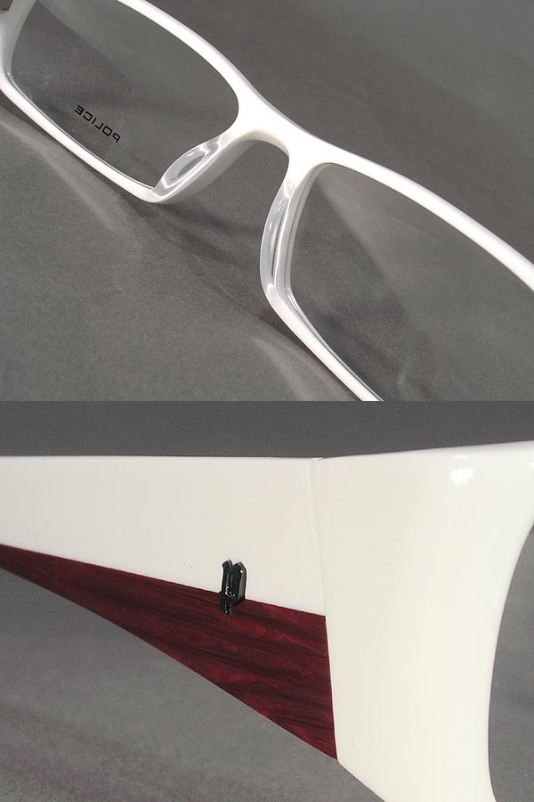 b29b8786895 Glasses POLICE police eyeglasses frame glasses white 1619-0847 □ □ price □  □ branded mens  amp  ladies   men for  amp  woman sex for and degrees with  ...