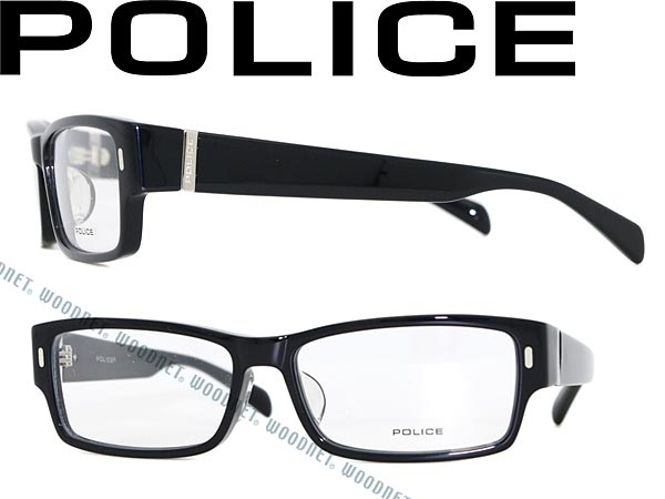 f51de5f174 POLICE glasses frames black square type police eyeglasses glasses  POLICE-V1903J-01KJ branded mens  amp  ladies   men for  amp  woman sex for  and once with ...