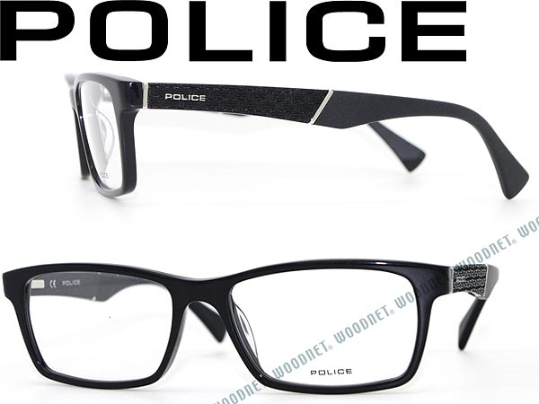 a3283d7c8215 Police glasses black POLICE glasses frames glasses Police-V1919-0700  branded mens   ladies   men for   woman sex for and once with ITA reading  glasses color ...