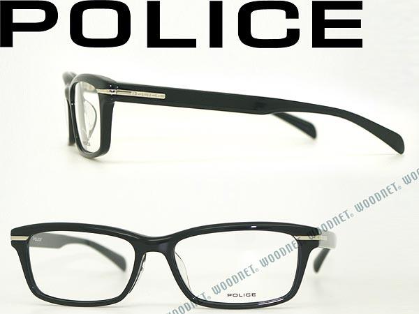 POLICE ポリス メガネフレーム  眼鏡 めがね POLICE-VPL267J-01KM ブランド/メンズ&レディース/男性用&女性用/度付き・伊達・老眼鏡・カラー・パソコン用PCメガネレンズ交換対応