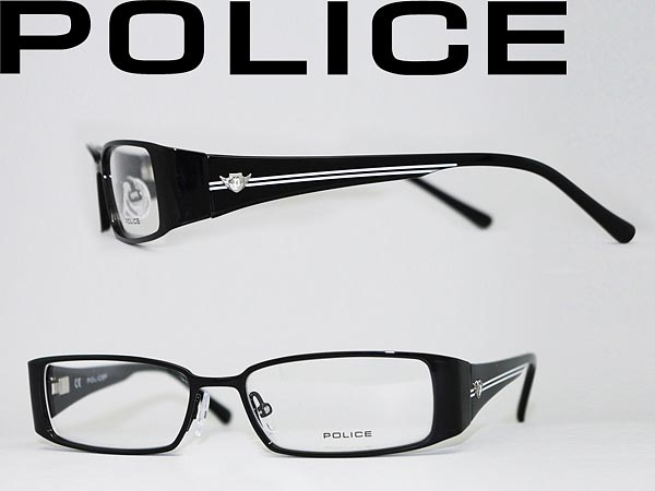 woodnet | Rakuten Global Market: Glasses police black POLICE glasses ...