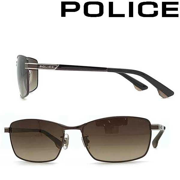 POLICE サングラス ポリス メンズ&レディース ブラウングラデーション POLICE-SPLA60J-0K03 ブランド