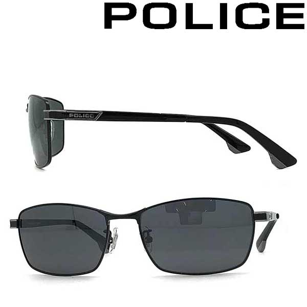 POLICE サングラス ポリス メンズ&レディース ブラックミラー POLICE-SPLA60J-530M ブランド