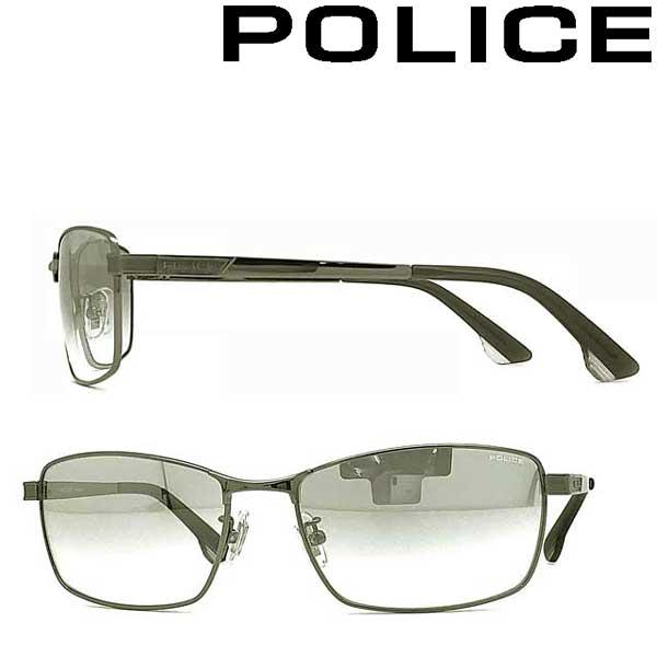 POLICE サングラス ポリス メンズ&レディース ミラーグラデーション POLICE-SPLA60J-583X ブランド