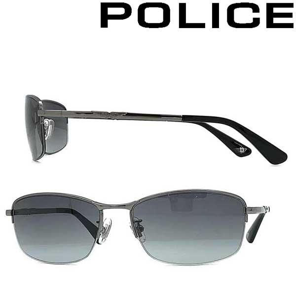 POLICE サングラス ポリス メンズ&レディース ライトグレーグラデーション POLICE-SPLA61J-568N ブランド