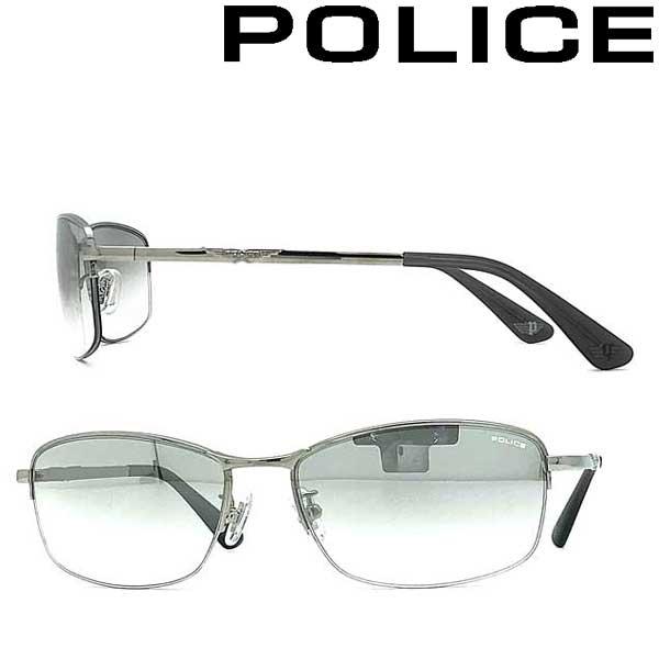 POLICE サングラス ポリス メンズ&レディース ミラーグラデーション POLICE-SPLA61J-583X ブランド