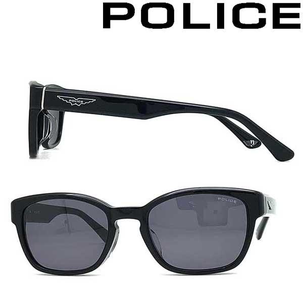 POLICE サングラス ポリス メンズ&レディース ダークグレー 浦和レッズ槙野選手 着用モデル POLICE-SPLA66J-0700 ブランド