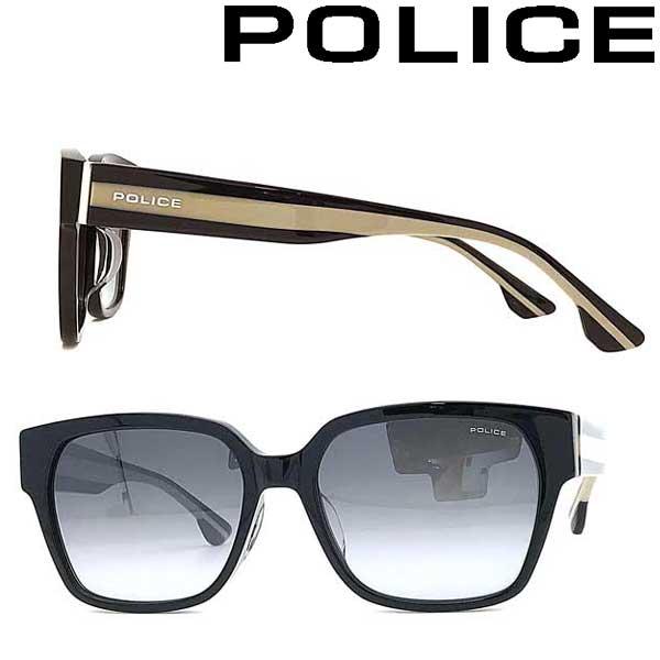 POLICE サングラス ポリス メンズ&レディース ウォームグレーグラデーションミラー POLICE-SPLA67J-700X ブランド