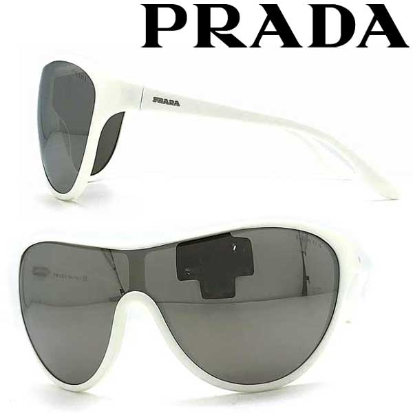 PRADA サングラス プラダ メンズ&レディース UVカット シルバーミラー 0PR-06XS-7S3727 ブランド