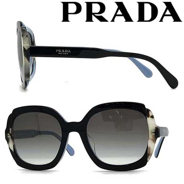 PRADA サングラス UVカット プラダ レディース グラデーションブラウン 0PR-16USF-KHROA7 ブランド